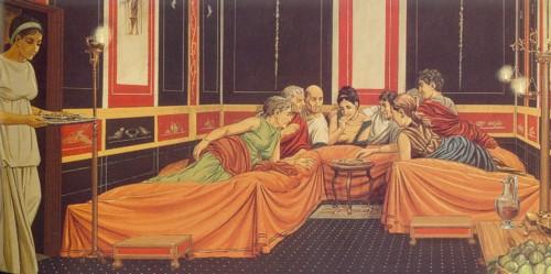 Życie codzienne w domu Grecko-rzymskim