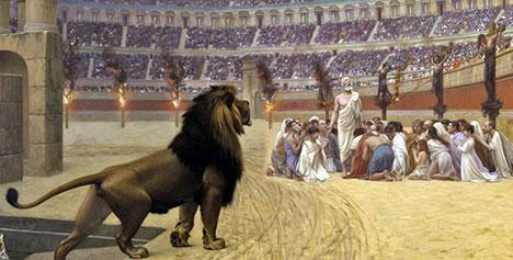 Chrześcijanie, a Cesarstwo rzymskie
